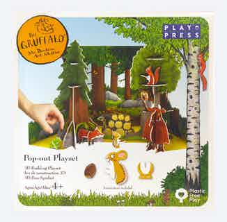 The Gruffalo   Eco-Friendly Children's Building Playset   Ages 4-10 from Playpress Toys in Toys & Games, Sustainable Homeware & Leisure