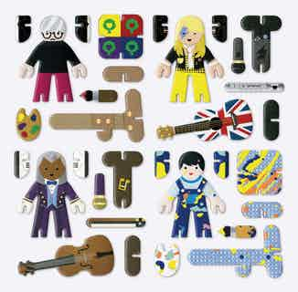 Talent Show   Eco-Friendly Children's Building Playset   Ages 4-10 from Playpress Toys in Toys & Games, Sustainable Children's Clothing