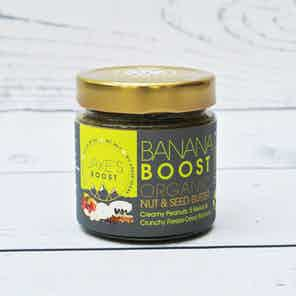Certified 100% Organic -  BANANA BOOST from Jake's Boost in Grocery, Food