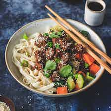 Better Bites, Saucy Stir-Fry from Better Nature in Meat Alternatives, Food & Drink