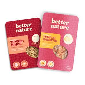 'Meatlovers' Bundle from Better Nature in Meat Alternatives, Food & Drink