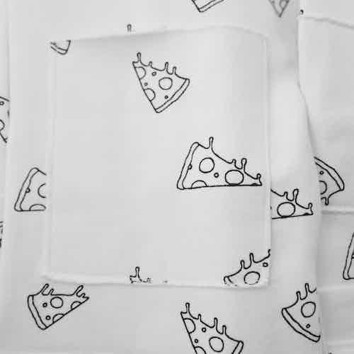 TRAILBLAZER HOODIE | Pizza Slice from Nudnik in Baby and Toddler (0-4), Children