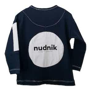 ORIGINATOR TEE   Eggplant from Nudnik in Baby and Toddler (0-4), Children