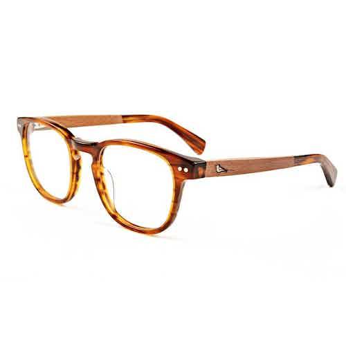Alba | Caramel (small) from Bird Sunglasses in Eyewear , Accessories