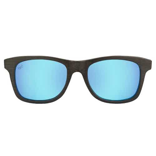 Jay | Blue Mirror from Bird Sunglasses in Sunglasses, Accessories