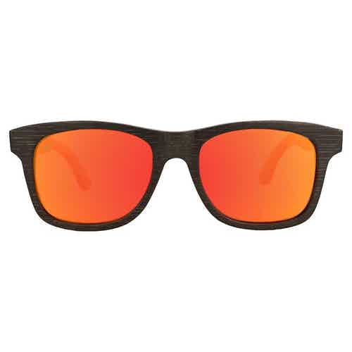 Jay | Red Mirror from Bird Sunglasses in Sunglasses, Accessories