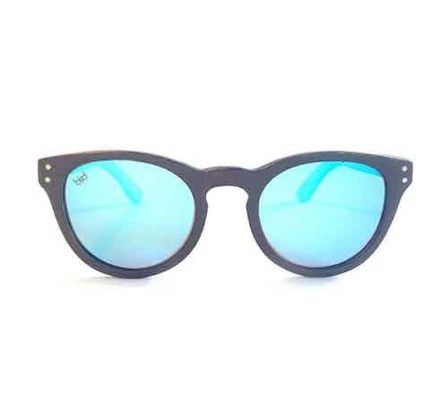 Kiwi | Blue Mirror from Bird Sunglasses in Sunglasses, Accessories