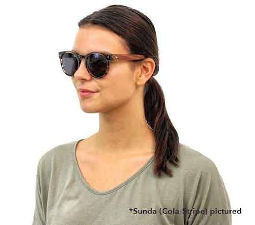 Sunda   Caramel from Bird Sunglasses in Sunglasses, Accessories