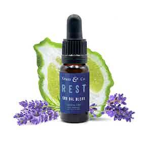 REST 1000mg CBD Hemp Oil from Grass & Co. in Beauty,