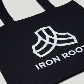 Iron Roots Heavy Duty Hemp Tote Bag from Iron Roots in Totes Shoppers, Bags