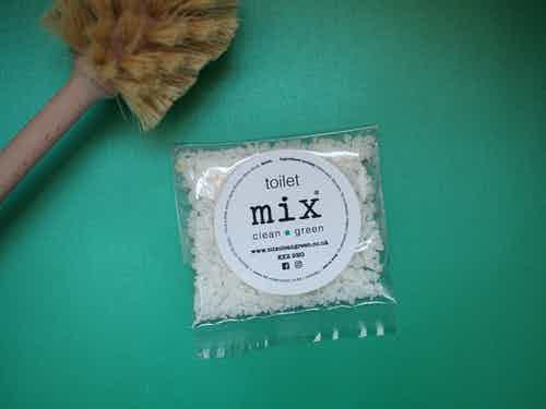 Toilet Mix from Mix Clean Green in Cleaning Products, Household & Laundry