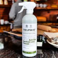 Anti-Bacterial Sanitiser (700ml) from Delphis Eco in Cleaning Products, Household & Laundry