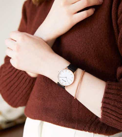 ROSE GOLD BANGLE | ILSE COLLECTION from Votch in Bangles, Jewellery