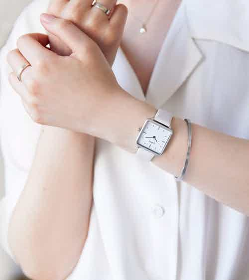 SILVER BANGLE   ILSE COLLECTION from Votch in Bangles, Jewellery