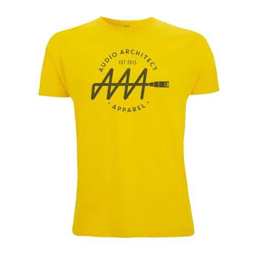 Men's Brandmark Classic Cut T-Shirt from Audio Architect Apparel in Men,