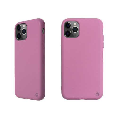 Eco Friendly Pink iPhone 11 Pro Case from Uunique London in Phone Cases, Electronics