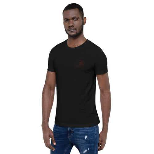 #WEMAKEEVENTS Men's Charity T-Shirt from Audio Architect Apparel in Men,