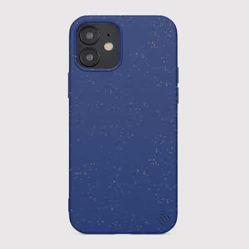 Eco Friendly Blue iPhone 12 mini Case from Uunique London in Phone Cases, Electronics