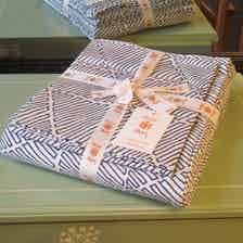 Duvet Cover Set Heera Fair Trade Organic from Their story in Bedding, Bedroom