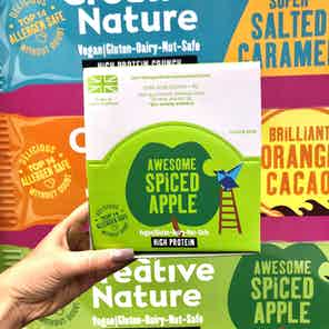 Protein Snack Bars - Taster Pack from Creative Nature in Snacks & Treats, Food