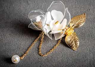 Brooch in Jewellery