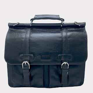 Moby - Charcoal Black Men's Bag from GUNAS New York in Bags, Men