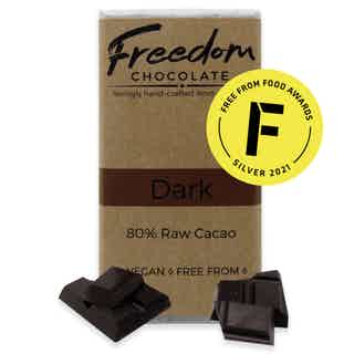 Dark (30G) from Freedom Chocolate in Bars, Chocolate