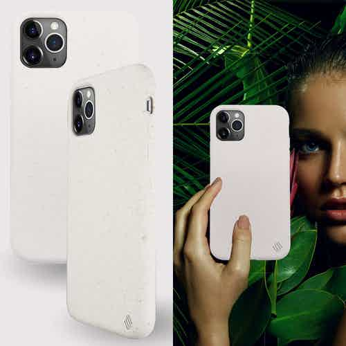 Eco Friendly White iPhone 11 Pro Case from Uunique London in Phone Cases, Electronics