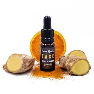 EASE 1000mg CBD Hemp Oil from Grass & Co. in Health & Beauty,