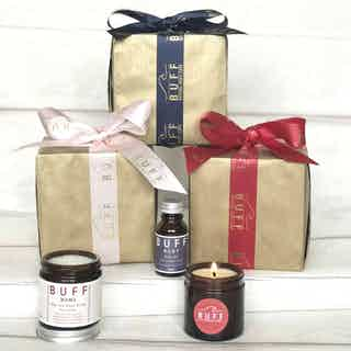 Eco Gift Wrapping Service from Buff Natural Body Care in Gift Sets, Health & Beauty