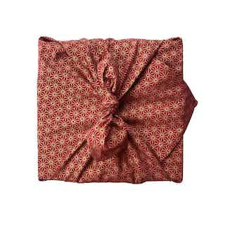 Reusable Gift Wrap Furoshiki - 10 Piece Jumbo Multi-size & Multi-style Starter Pack from FabRap in Gift Wrapping , Gifts