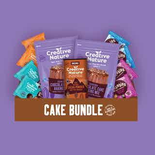 The Chocolate Cake Bundle from Creative Nature in Snacks & Treats, Food & Drink