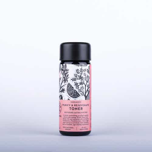 Organic Purify and Rejuvenate Toner from Haoma in Face, Skincare