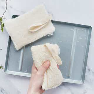 Zero Waste Baby Bath Gift Set from Tabitha Eve in Bathing & Changing, Children