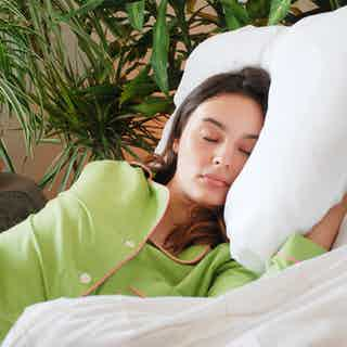 Bamboo Silk Pillow Case from Billy Sleeps in Bedding, Bedroom