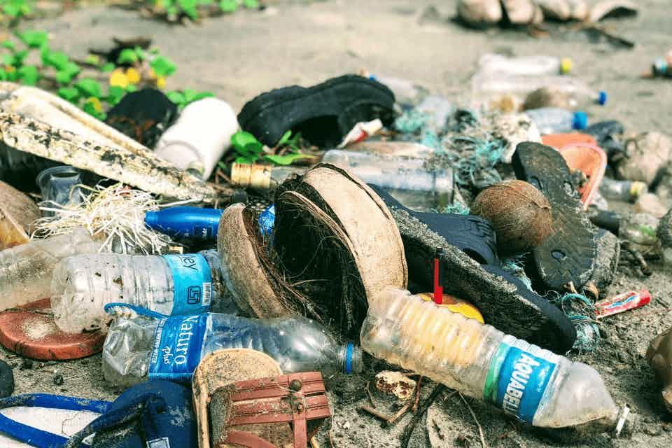 Waste, Pollution & Plastic