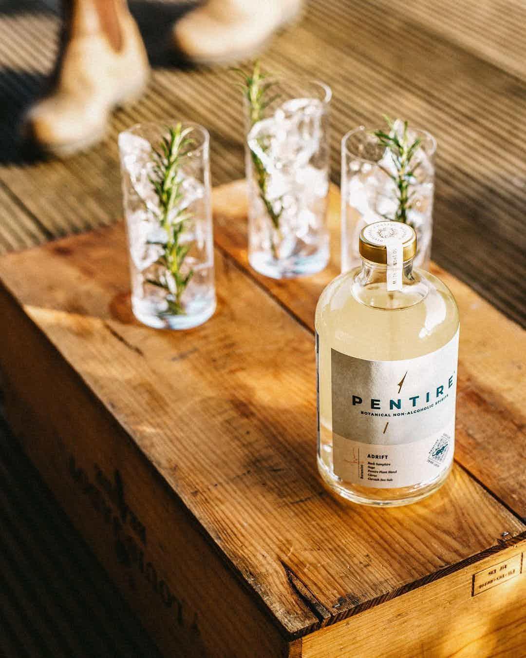 healthy non-alcoholic alternatives for sober october