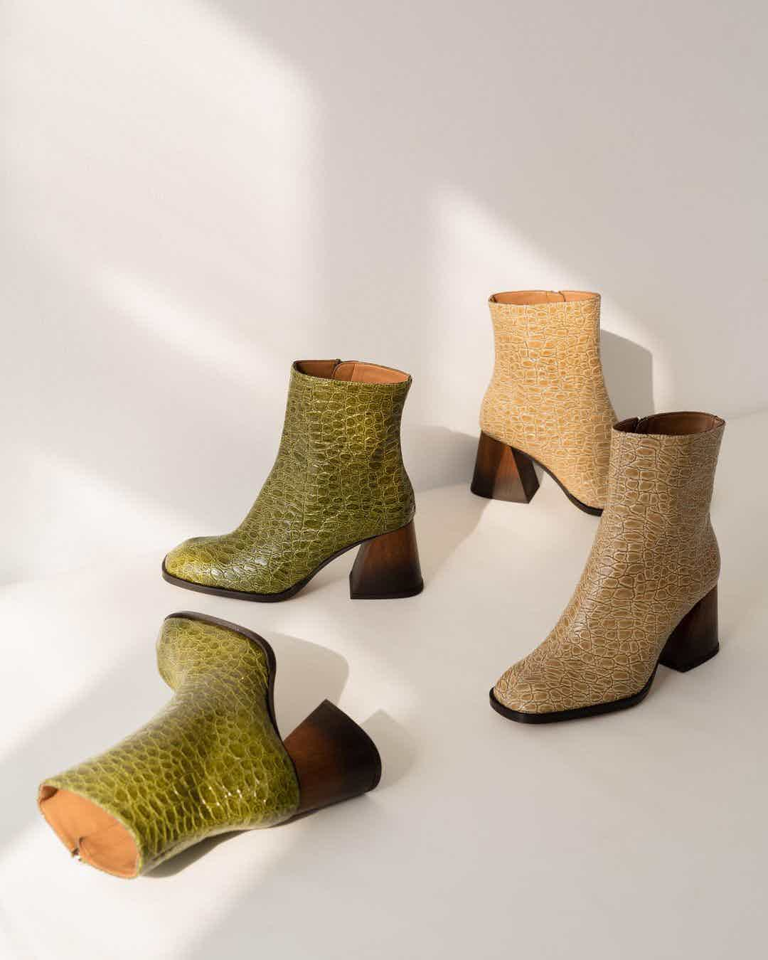 sustainable boots edit