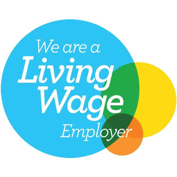 Living Wage Employeer - Badge